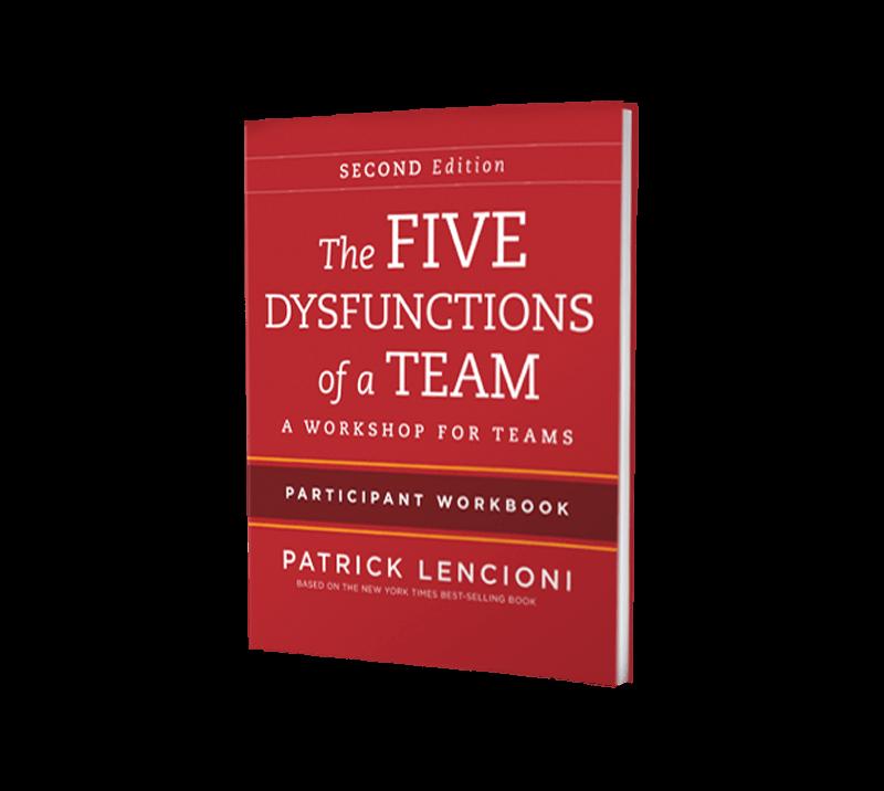 Workbook for team leaders